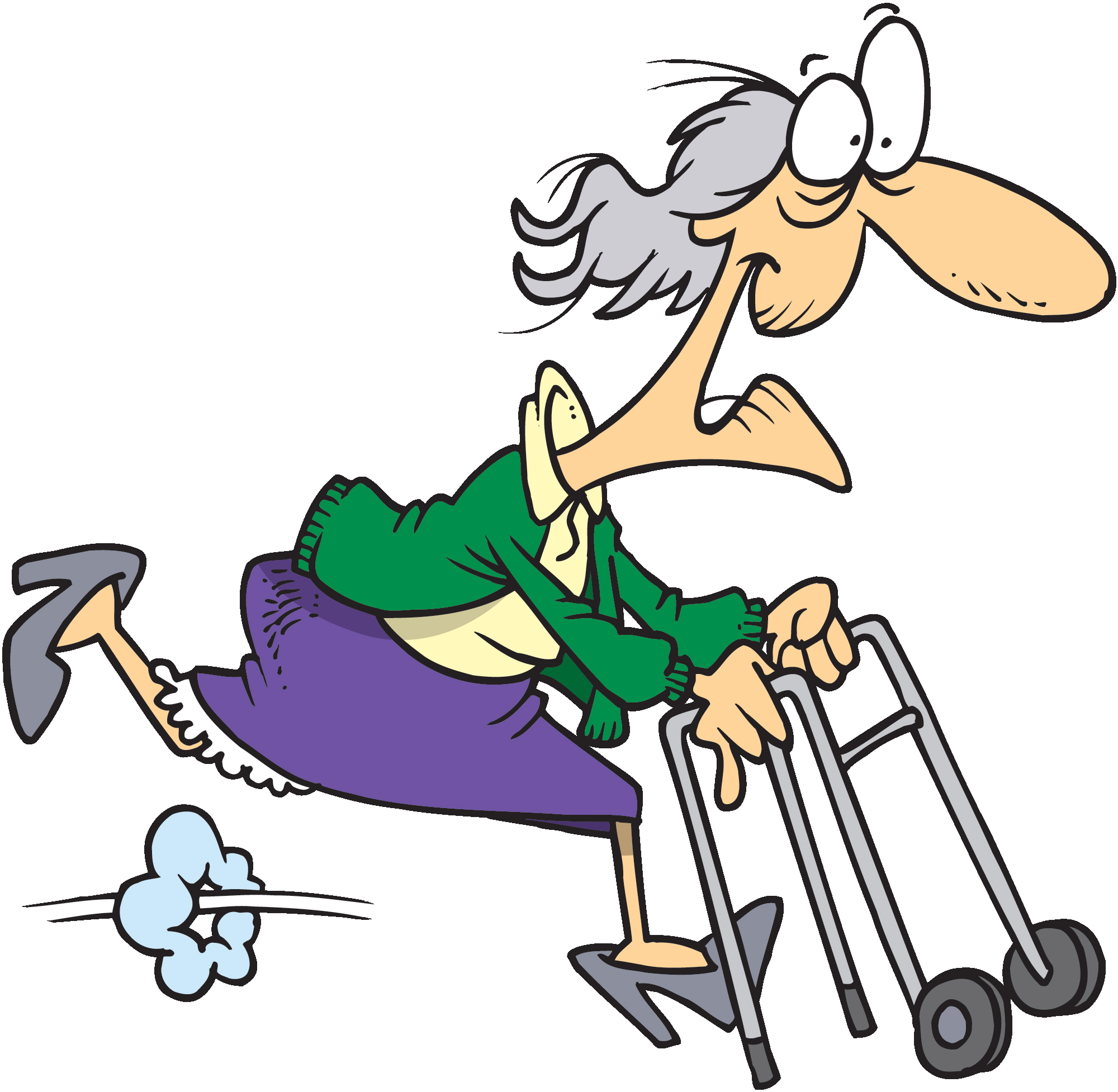 funny granny clipart - photo #44